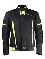 abordables -RidingTribe Équipement de protection motoforVeste Unisexe Métissé Coton / Polyester Respirable / Épaississant