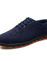 cheap -Men's Cotton Spring Comfort Sneakers Black / Dark Blue / Wine