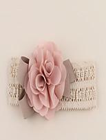 baratos -Bébé Para Meninas Flor Acessórios de Cabelo