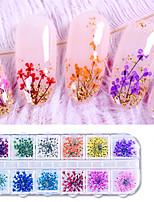 Недорогие -1 pcs Стразы для ногтей Цветной маникюр Маникюр педикюр Стиль / Украшения для ногтей