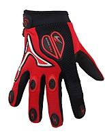 cheap -PRO-BIKER Full Finger Unisex Motorcycle Gloves Nylon Fiber / Spandex Lycra / Polyster Breathable / Professional / Non-slip