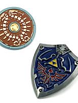 abordables -Más Accesorios Inspirado por The Legend of Zelda Link Animé Accesorios de Cosplay Broche Legierung