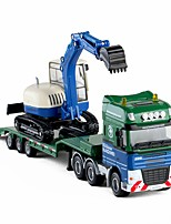 cheap -Toy Car Construction Truck Set Construction Vehicle New Design Metal Alloy Child's Teenager All Boys' Girls' Toy Gift 1 pcs