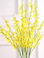 Недорогие -Искусственные Цветы 6 Филиал Классический Модерн / Простой стиль Вечные цветы Букеты на пол