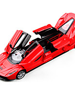 Недорогие -Игрушечные машинки Транспорт Автомобиль Вид на город Cool утонченный Металл Для подростков Все Мальчики Девочки Игрушки Подарок 1 pcs
