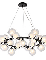 cheap -ZHISHU Circular Chandelier Ambient Light - New Design, Creative, 110-120V / 220-240V Bulb Included