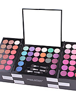 preiswerte -MISS ROSE 150 Lidschatten / Make-up-Set Erröten / EyeShadow / Augenbraue Alles in einem / Mehrlagig / Mineral Natürlich Alltag Make-up / Halloween Make-up / Party Make-up Bilden Kosmetikum