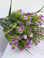 Недорогие -Искусственные Цветы 2 Филиал Классический Пастораль Стиль Сирень Букеты на стол