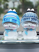 cheap -1pc Resin / Ceramic Modern / Contemporary / Simple Style for Home Decoration, Home Decorations Gifts
