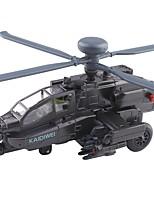 Недорогие -Игрушечные машинки Вертолет Вид на город / утонченный Металл Все Детские / Для подростков Подарок 1 pcs