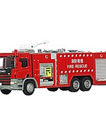 cheap -Toy Car Ambulance Vehicle / Fire Engine Vehicle Fire Engine City View / Cool / Exquisite Metal All Child's / Teenager Gift 1 pcs