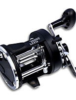 cheap -Fishing Reel Trolling Reel 3.8:1 Gear Ratio+1 Ball Bearings Right-handed Trolling & Boat Fishing