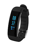 cheap -Smartwatch DB03 for iOS / Android Heart Rate Monitor / Waterproof / Blood Pressure Measurement / Calories Burned / Long Standby Pedometer / Call Reminder / Activity Tracker / Sleep Tracker