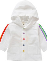 cheap -Kids Girls' Solid Colored Long Sleeve Suit & Blazer