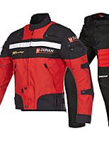 baratos -DUHAN 020 Roupa da motocicleta Conjunto de calças de jaquetaforHomens Tecido Oxford Primavera / Verão Resistente ao Desgaste / Proteção / Melhor qualidade