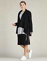 economico -Per donna Essenziale Cloak / Capes Tinta unita