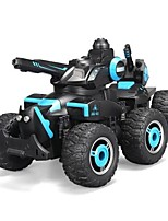 cheap -RC Car YE1503 4CH Infrared Stunt Car 10 km/h KM/H