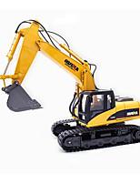 cheap -RC Car 550 8CH 2.4G Excavator 1:50 KM/H