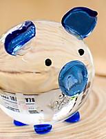 Недорогие -1шт стекло Модерн для Украшение дома, Декоративные объекты Дары