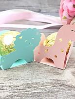 Недорогие -Вечеринка для будущей матери / День рождения Розовая бумага Свадебные украшения Сказка / Рождение ребенка / Креатив Все сезоны