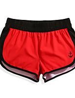 cheap -Women's Swim Shorts Ultra Light (UL), Quick Dry, Breathable POLY / Elastane Swimwear Beach Wear Board Shorts / Bottoms Stars Surfing / Beach / Watersports