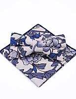cheap -Unisex Party / Basic Bow Tie - Print Tropical Leaf, Bow