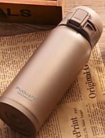Недорогие -Drinkware Нержавеющая сталь Вакуумный Кубок Компактность 1 pcs