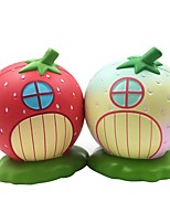 cheap -LT.Squishies Squeeze Toy / Sensory Toy / Stress Reliever Fruit Decompression Toys 1 pcs Adults Gift
