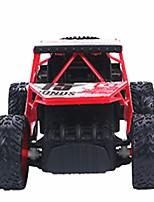 baratos -Carro com CR 4CH Jipe (Fora de Estrada) 1:18 Electrico Não Escovado KM / H