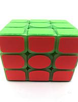 economico -cubo di Rubik z-cube Cubo luminoso di incandescenza 3*3*3 Cubo Cubi di Rubik Cubo a puzzle Satinato / Nottilucente Regalo