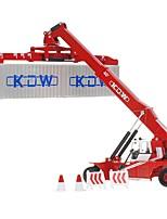 abordables -Petites Voiture Véhicule de Construction / Grue Camion de transporteur / Véhicule de Construction Cool / Exquis Métal Tous Enfant / Adolescent Cadeau 1 pcs