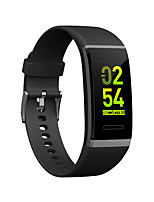 cheap -Smartwatch v11 for iOS / Android Heart Rate Monitor / Waterproof / Blood Pressure Measurement / Calories Burned / Long Standby Pedometer / Call Reminder / Activity Tracker / Sleep Tracker / Sedentary