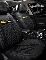 cheap -ODEER Car Seat Covers Seat Covers Black Textile Common for universal All years All Models