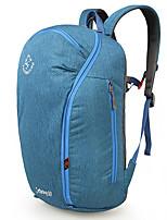 Недорогие -30 L Рюкзаки - Пригодно для носки, Воздухопроницаемость На открытом воздухе Пешеходный туризм, Походы, Путешествия Синий, Серый