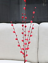 cheap -Artificial Flowers 1 Branch Classic Modern / Contemporary / Simple Style Eternal Flower Floor Flower