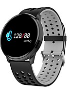 cheap -Smart Bracelet Smartwatch M9 for Android / iOS 7 and above Heart Rate Monitor / Waterproof / Blood Pressure Measurement / Calories Burned / Touch Screen Pedometer / Call Reminder / Activity Tracker