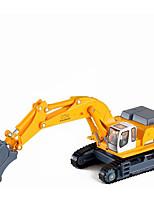Недорогие -Игрушечные машинки Строительная техника Строительная техника Новый дизайн Металлический сплав Все Детские / Для подростков Подарок 1 pcs
