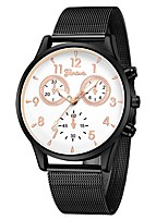 cheap -Geneva Women's Wrist Watch Chinese New Design / Casual Watch / Cool Alloy Band Casual / Fashion Black