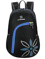 cheap -Unisex Bags Nylon Backpack Zipper Purple / Light Grey / Sky Blue