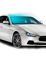 cheap -Pool / Light Blue / Transparent Car Stickers Business Front Windshield Film(Transmittance>=70%) Car Film