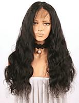 Недорогие -женская волнистая 360 фронтальная волна тела / малайзийские волосы швейцарские кружевные человеческие волосы новое прибытие / горячее распродажа / 100% девственный праздник / свадебная вечеринка /