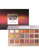 cheap -Makeup 18 Eyeshadow Palette / Eye Shadow / Makeup Tools Eye / Health&Beauty / EyeShadow Kits / Adorable / Pro Wedding Casual / Daily Daily Makeup / Halloween Makeup / Party Makeup Makeup Cosmetic