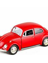 Недорогие -Игрушечные машинки Классическая машинка Автомобиль Новый дизайн Металлический сплав Все Детские / Для подростков Подарок 1 pcs