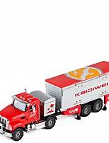Недорогие -Игрушечные машинки Строительная техника Транспорт Новый дизайн Металлический сплав Все Детские / Для подростков Подарок 1 pcs