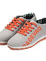 cheap -Men's Denim Spring Comfort Sneakers Dark Blue / Gray / Wine