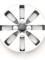 cheap -1 Piece Hub Cap 14 inch Fashion Plastic / Metal Wheel CoversForBuick Excelle / Excelle HRV All years