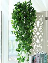 cheap -Artificial Flowers 1 Branch Wall-Mounted Modern / Contemporary / Simple Style Eternal Flower Wall Flower