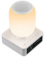 Недорогие -1шт LED Night Light Белый USB Smart / Bluetooth / Мультипликация <5 V