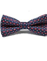 baratos -Unisexo Trabalho / Básico Gravata Borboleta - Laço Estampado / Estampa Colorida