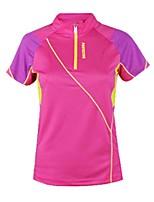 preiswerte -Damen T-Shirt für Wanderer Außen Rasche Trocknung, Atmungsaktivität, Fitness T-shirt N / A Outdoor Übungen